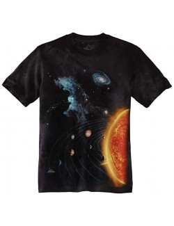 Tricou adulti The Mountain: Solar System