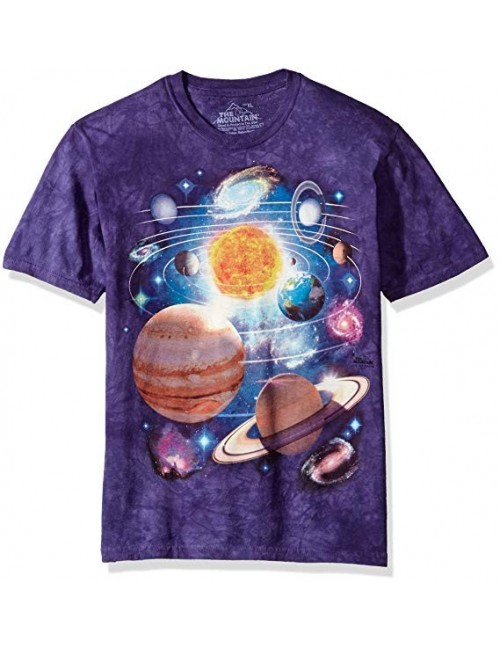 Tricou The Mountaun Space, copii 7-18 ani