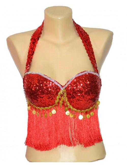 Costum dansatoare orientala, marime 38