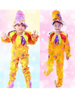 Costum Clown copii 9-12 ani