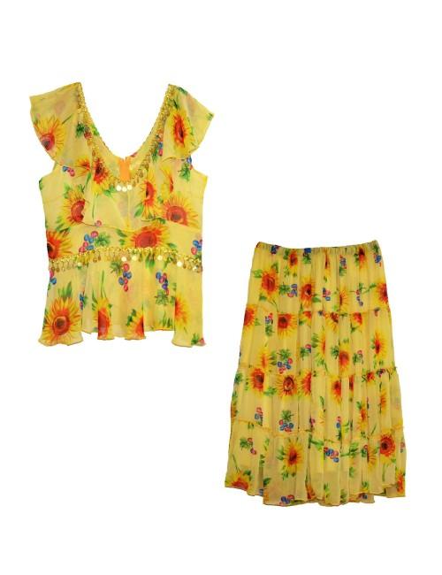 Costum femei, Tiganca, marime 54