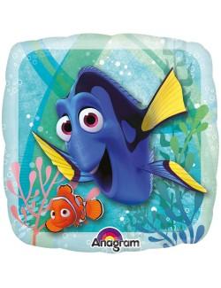 Balon folie Nemo si Dory, 23 cm