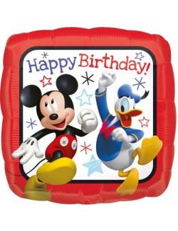 Balon folie Mickey si prietenii, 43 cm