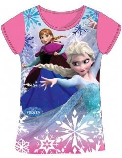 Tricou Elsa si Ana, Frozen, copii 4-8 ani