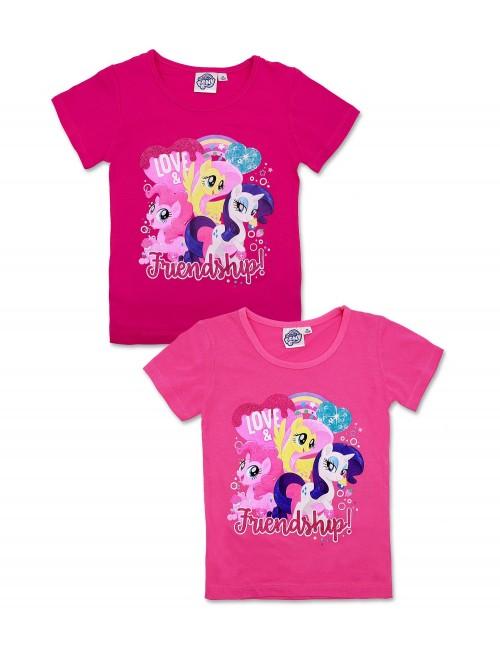 Tricou Micii Ponei, Love & Friendship, copii 3-8 ani