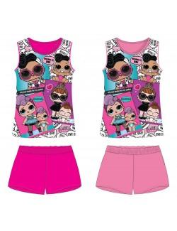 Pijama LOL Surprise, fete 3-8 ani