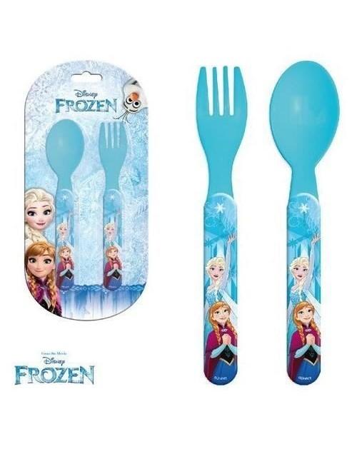 Set 2 tacamuri plastic, Disney Frozen