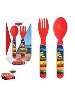Set tacamuri plastic, Disney Cars