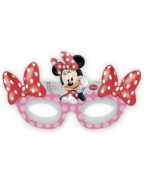Set 6 masti carton, Minnie Mouse Cafe