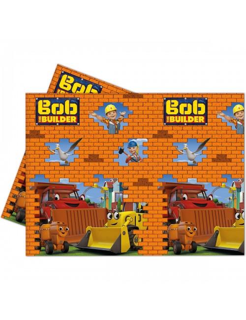 Fata de masa PVC, Bob Constructorul, 120 x 180 cm