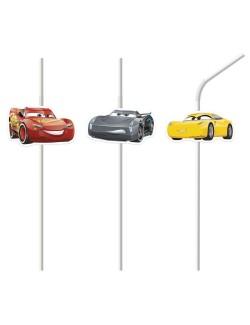 Set 6 paie flexibile, Disney Cars