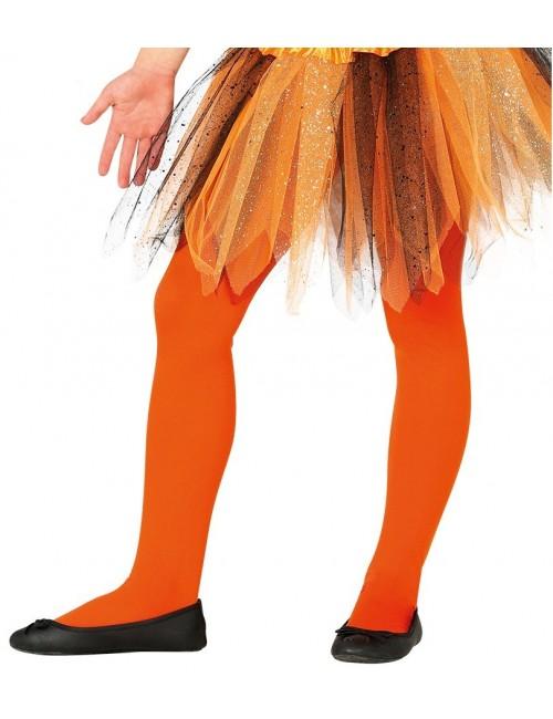 Dres portocaliu, pentru copii 5-9 ani
