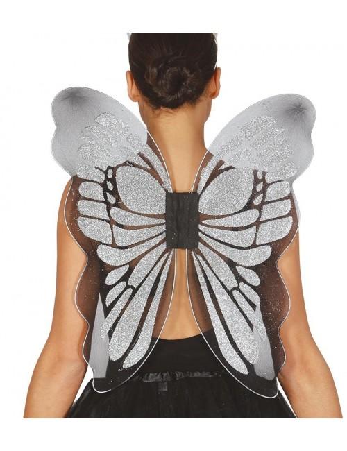 Aripi argintii fluture, 46 x 54 cm