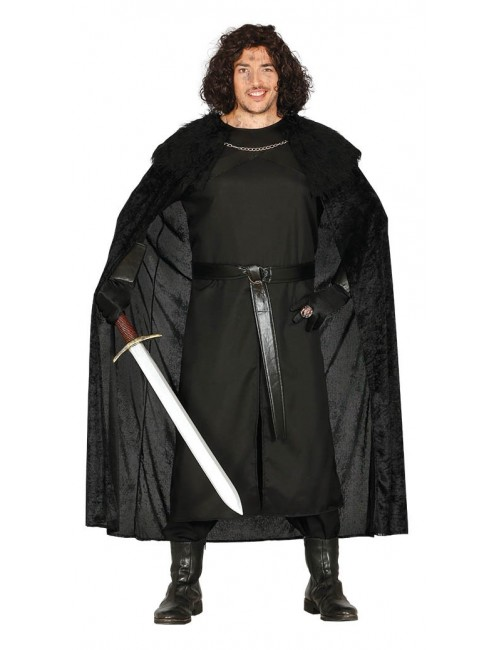 Costum Lord Medieval / Jon Snow, 52-58