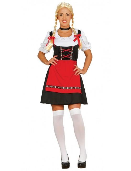 Costum Femeie bavareza, 38-42