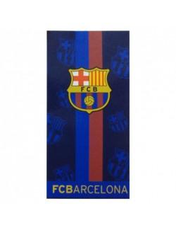 Prosop plaja FC Barcelona embleme, 70 x 140 cm