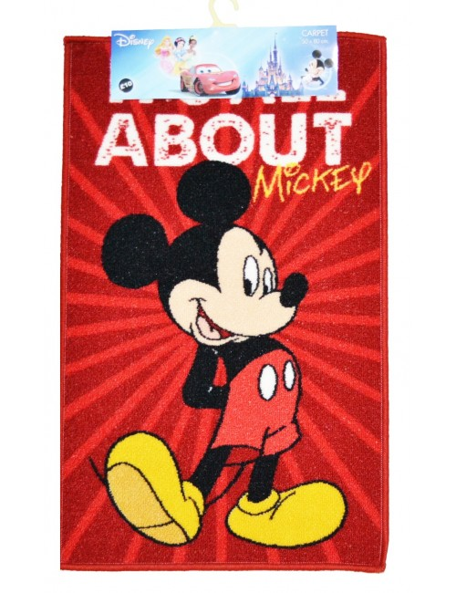 Covoras camera copii, Mickey Mouse, 50 x 80 cm