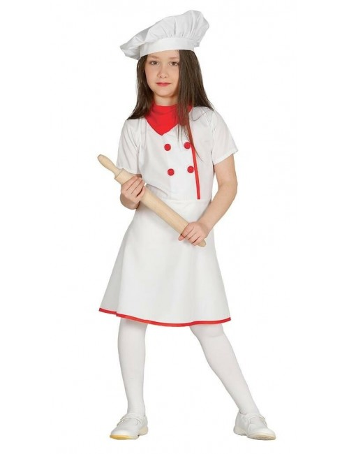 Costum Bucatareasa, copii 5-12 ani