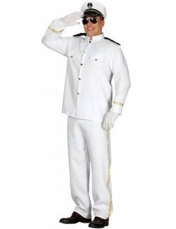Costum Comandant nava, adulti, 48-50