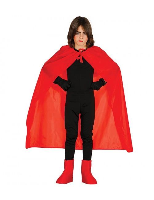 Mantie rosie supererou/ vampir, 100 cm