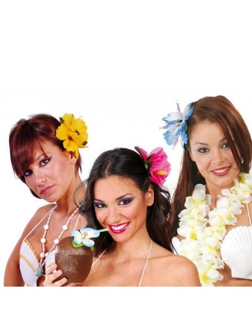 Set 2 Flori hawaiiene - diverse culori