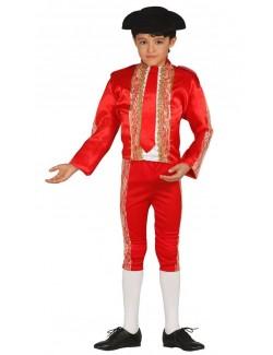 Costum Toreador / Matador, copii 3-4 ani