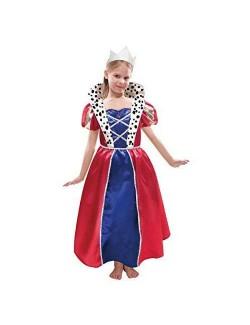 Costum Regina, pentru copii 3-8 ani