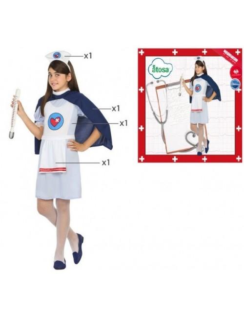 Costum Asistenta medicala, copii 5-9 ani
