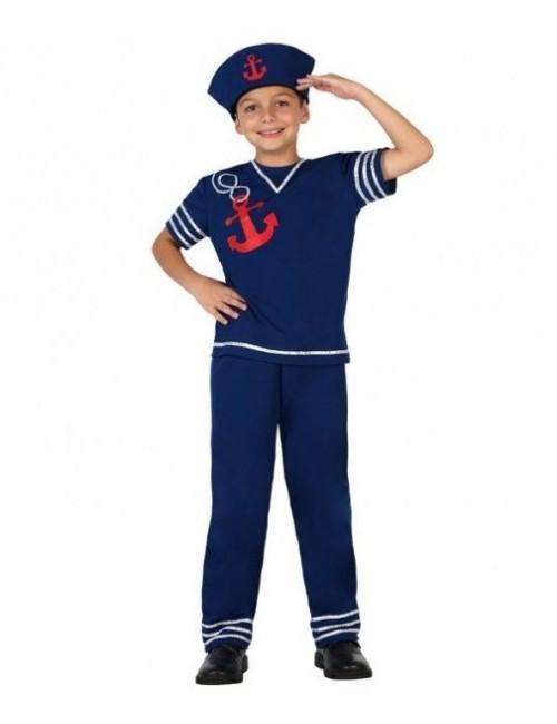 Costum Marinar baieti 3-9 ani