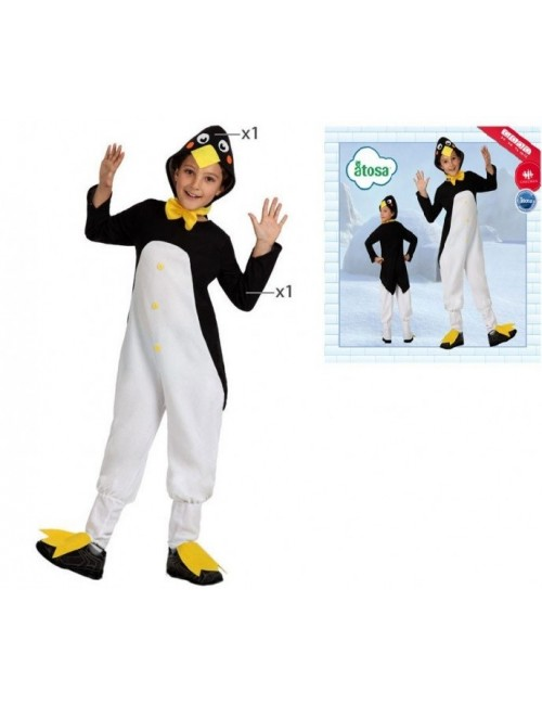 Costum Pinguin pentru copii 3-9 ani