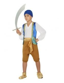 Costum Baiat arab / Aladin, 3- 7 ani