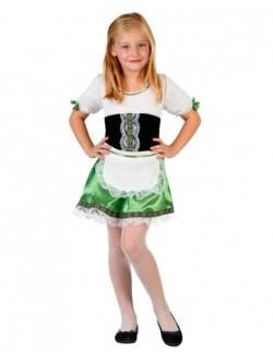 Costum Fetita Germana/ Costum bavarez, 3-6 ani