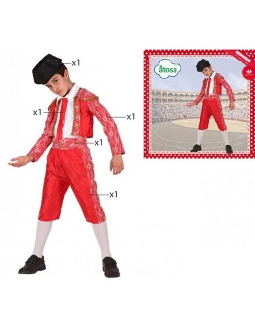 Costum Toreador / Matador, copii 5-12 ani