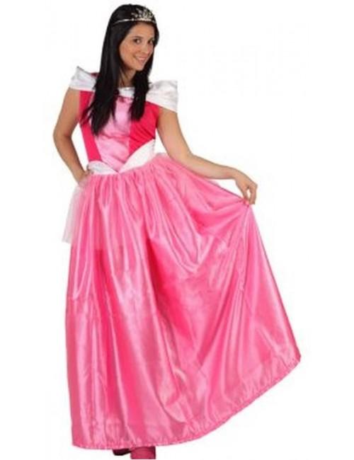 Rochie roz Printesa din povesti, pentru femei