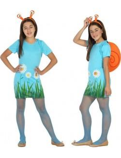 Costum Melc pentru fete 3-6 ani