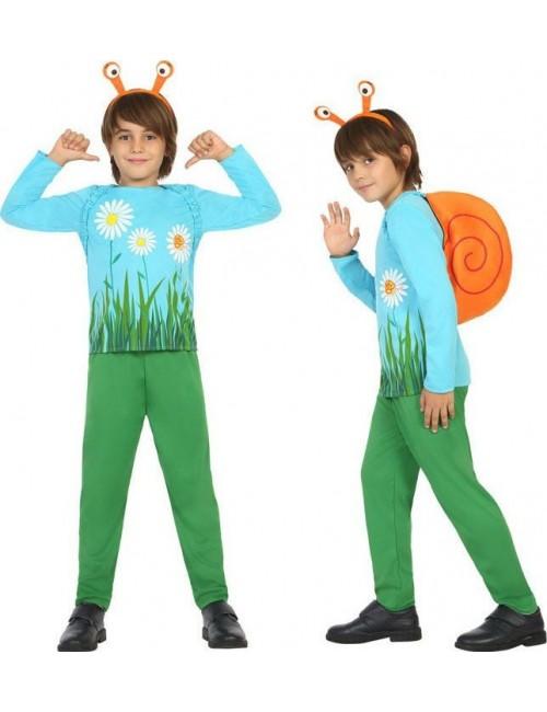 Costum Melc pentru baieti 3-9 ani