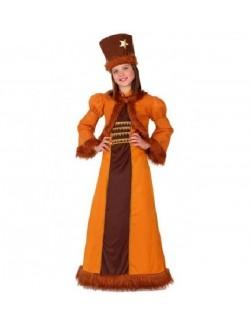 Costum Rusoaica aristocrata, fete 5-7 ani,