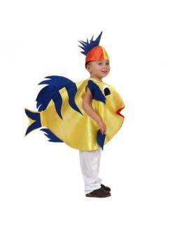 Costum Peste pentru copii 3-6 ani
