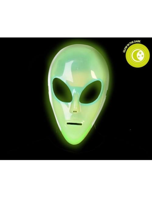 Masca Extraterestru, fosforescenta, Halloween