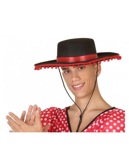 Palarie spaniola / mexicana, 57 cm