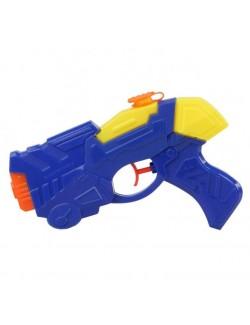 Pistol cu apa, 20 cm, albastru sau verde