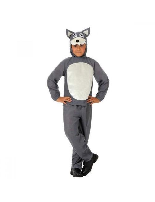 Costum Lup, copii 3-9 ani