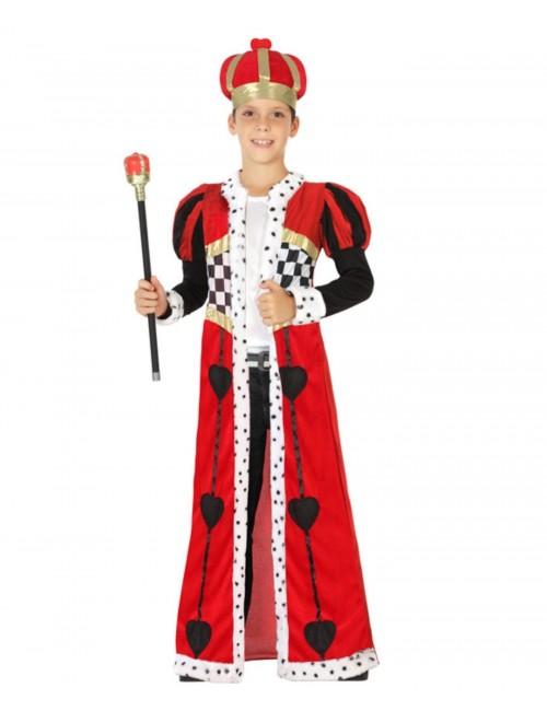Costum Rege, baieti 3-4 ani
