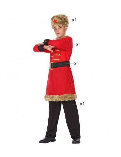 Costum Rus, baieti 3-6 ani
