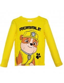 Bluza copii, Rubble - Patrula catelusilor, 3 - 6 ani
