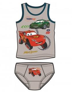 Set maiou si chiloti Disney Cars, copii 3 si 6 ani