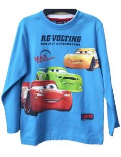 Bluza Disney Cars Revolting, copii 2-7 ani
