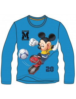Bluza copii 2-6 ani. Mickey Mouse fotbalist
