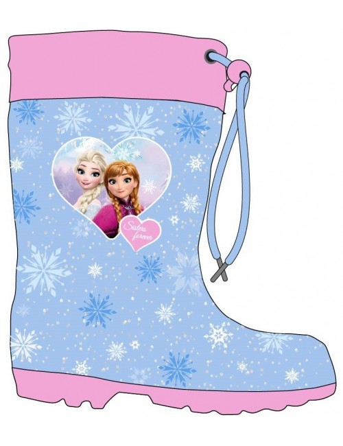 Cizme cauciuc Disney Frozen Ice Magic, 25-34