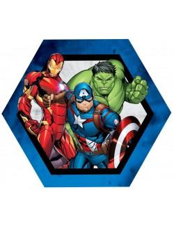 Perna plus Super-eroi Avengers, 34 x 34 cm
